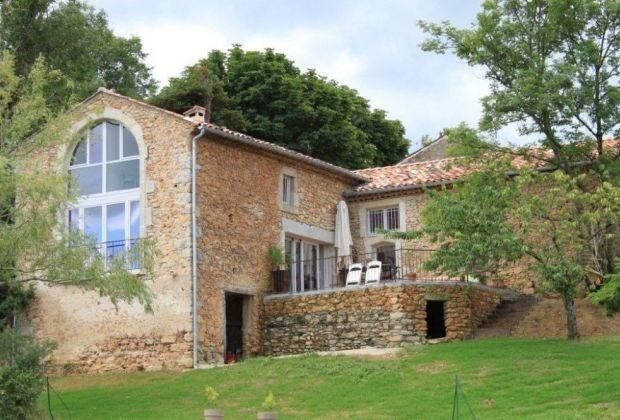 Location vacances Saint-Germier -  Maison - 15 personnes - Barbecue - Photo N° 1