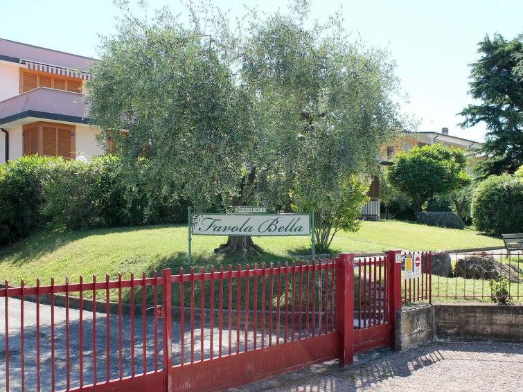Appartement pour 3 personnes à Bardolino