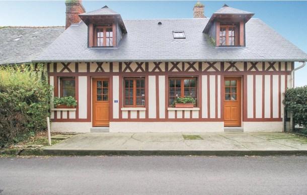 Location vacances Le Bourg-Dun -  Maison - 4 personnes - Jardin - Photo N° 1