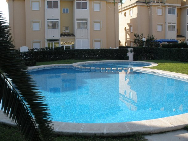Location vacances Xeraco -  Appartement - 4 personnes - Barbecue - Photo N° 1