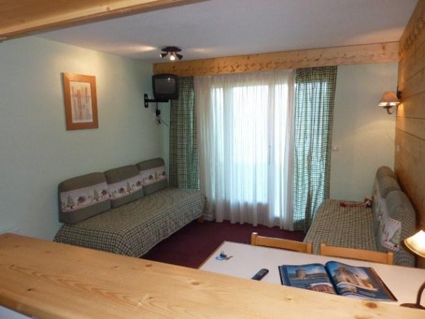 Location vacances La Léchère -  Appartement - 3 personnes - Télévision - Photo N° 1