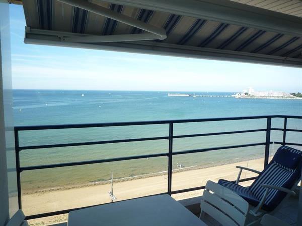 Location vacances Les Sables-d'Olonne -  Appartement - 4 personnes - Ascenseur - Photo N° 1