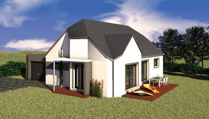 Maison  5 pièces + Terrain 849 m² Réquista par MAISONS LES GLORIETTES