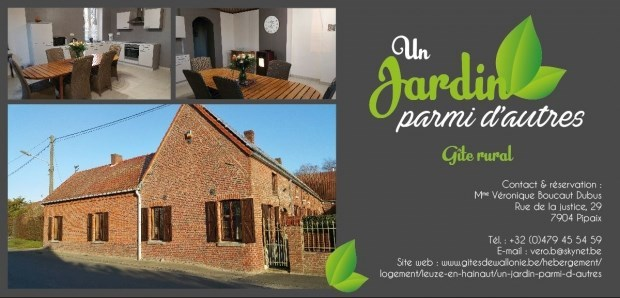 Country cottage for 4 people - Pipaix