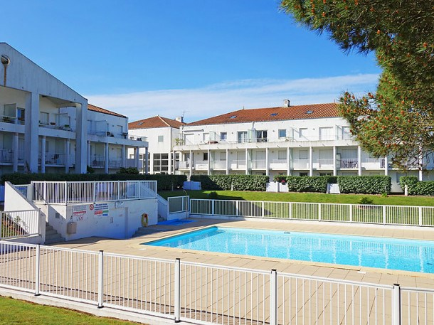 Location vacances Les Sables-d'Olonne -  Appartement - 5 personnes - Balcon - Photo N° 1