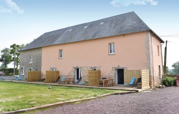 Location vacances Sainteny -  Appartement - 4 personnes - Barbecue - Photo N° 1