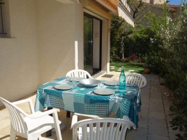 Location vacances Bandol -  Appartement - 4 personnes - Barbecue - Photo N° 1