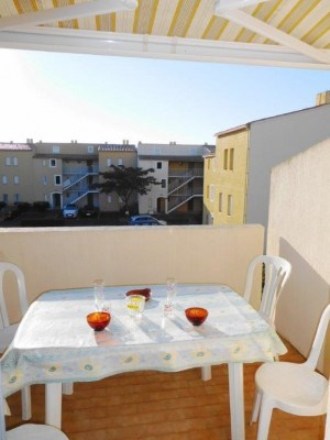 Location vacances Agde -  Appartement - 6 personnes - Terrasse - Photo N° 1