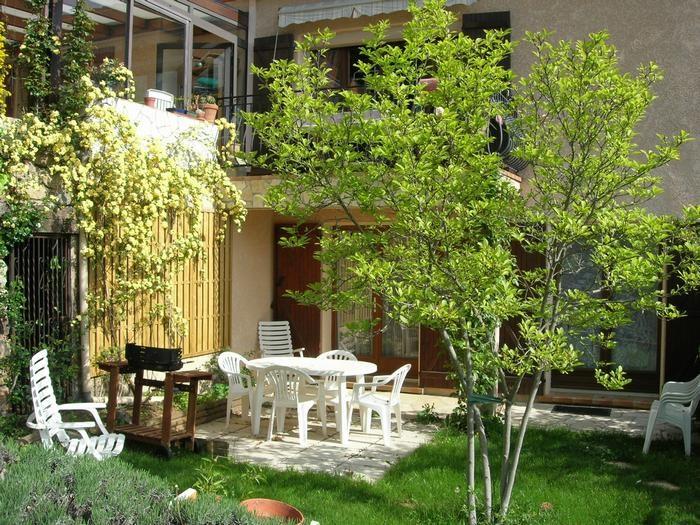 Location vacances Los Masos -  Appartement - 4 personnes - Barbecue - Photo N° 1