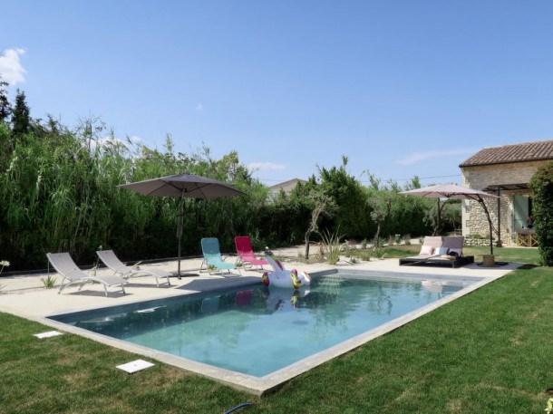 Location vacances Châteaurenard -  Maison - 8 personnes - Barbecue - Photo N° 1