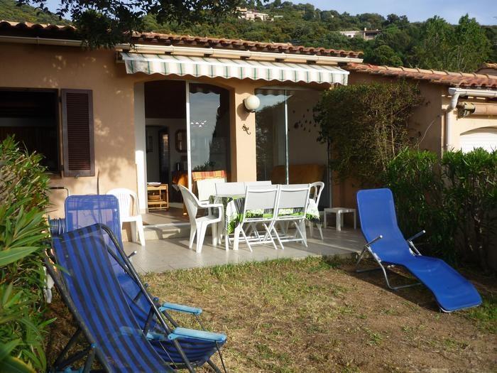 Location vacances Cargèse -  Maison - 5 personnes - Barbecue - Photo N° 1
