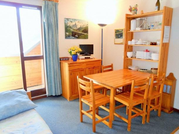 Location vacances Les Deux Alpes -  Appartement - 3 personnes -  - Photo N° 1