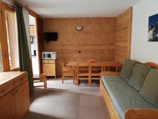Location vacances Les Avanchers-Valmorel -  Appartement - 8 personnes - Télévision - Photo N° 1