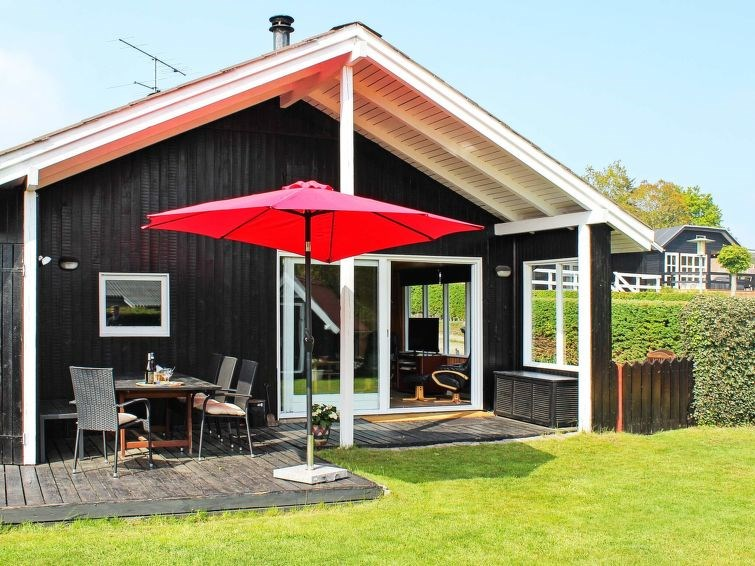 Maison pour 5 à Børkop