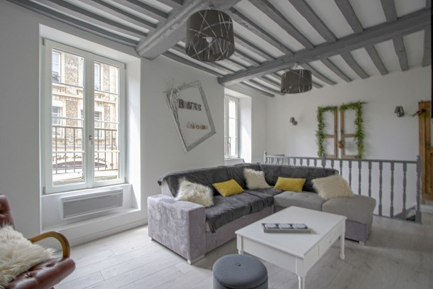 Location vacances Bayeux -  Appartement - 10 personnes - Barbecue - Photo N° 1