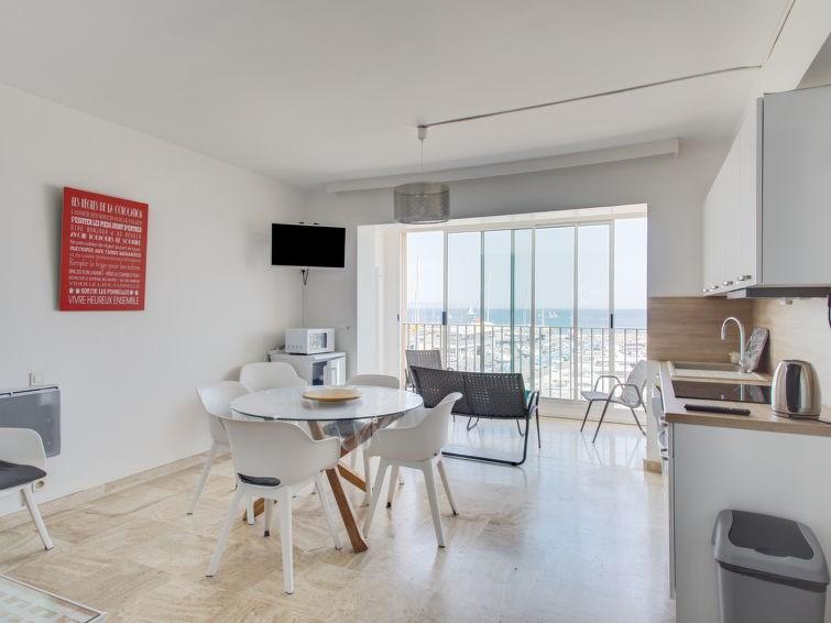 Appartement pour 4 à Hyères