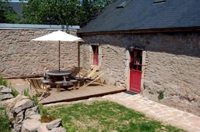 Location vacances Quarré-les-Tombes -  Gite - 8 personnes - Barbecue - Photo N° 1