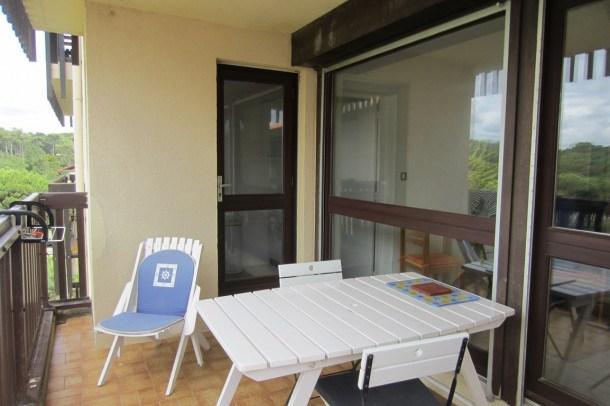 Location vacances Seignosse -  Appartement - 3 personnes - Télévision - Photo N° 1
