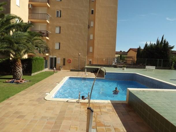 Location vacances Rosas -  Appartement - 6 personnes - Billard - Photo N° 1