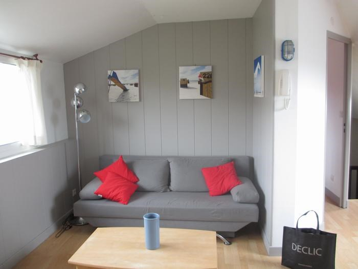 Holiday rentals Trébeurden - Apartment - 4 persons - Board games - Photo N° 1