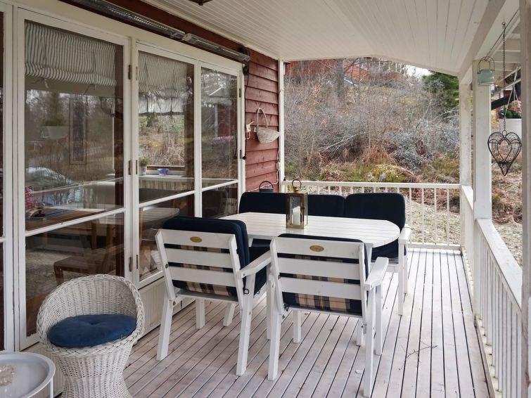 Studio pour 4 personnes à Björkvik