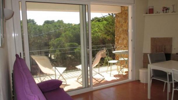 Location vacances Palafrugell -  Appartement - 4 personnes - Télévision - Photo N° 1