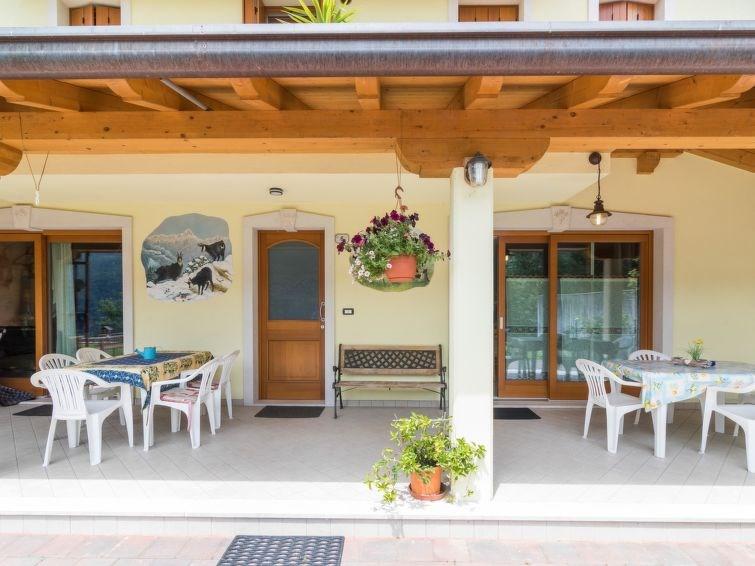 Studio pour 3 personnes à Lago di Barcis