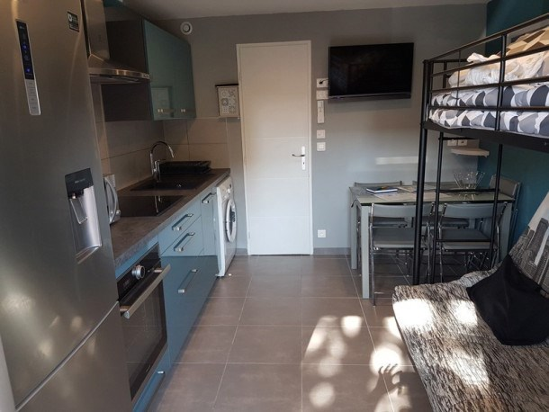 Location vacances Port-la-Nouvelle -  Appartement - 3 personnes - Terrasse - Photo N° 1