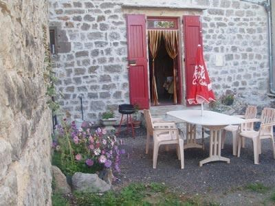 Holiday rentals Veyreau - House - 4 persons - BBQ - Photo N° 1