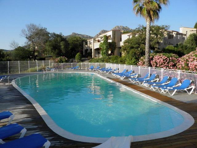 Appartement pour 6 pers. avec piscine, Lumio