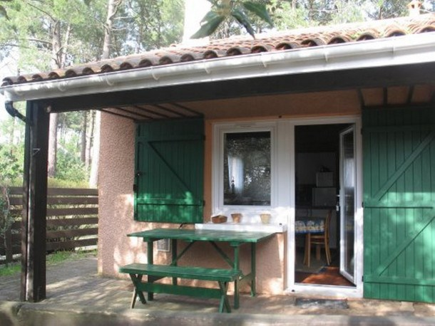Location vacances Lacanau -  Maison - 5 personnes - Barbecue - Photo N° 1