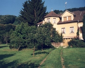Maison avec grand jardin - 8 personnes - Mollkirch