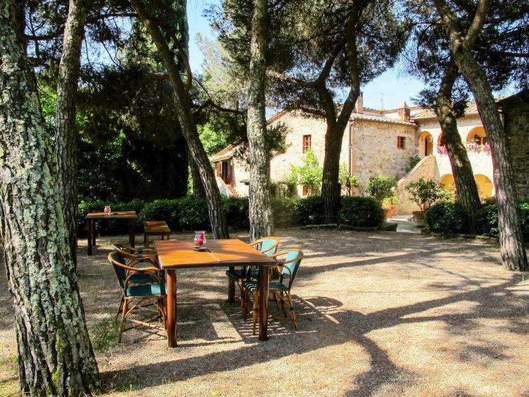 Appartement pour 2 personnes à Castellina in Chianti