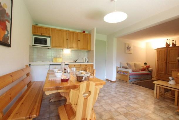 Location vacances Vallouise -  Appartement - 5 personnes - Télévision - Photo N° 1