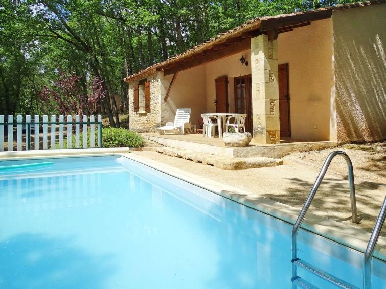 Maison pour 4 à Blanquefort-sur-Briolance