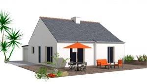 Maison  4 pièces + Terrain 770 m² Rosporden par MAISONS DE L'AVENIR