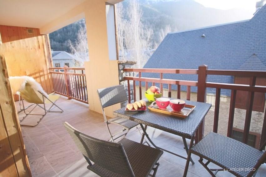 Location vacances Saint-Lary-Soulan -  Appartement - 6 personnes - Chaise longue - Photo N° 1