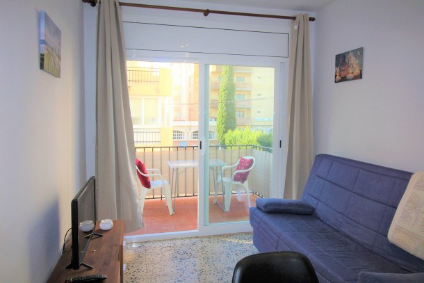 Location vacances Rosas -  Appartement - 4 personnes - Barbecue - Photo N° 1