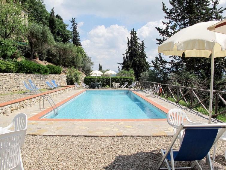 Appartement pour 3 personnes à Castellina in Chianti