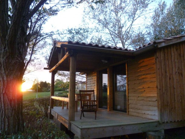 Camping PRE FIXE - CHARLAY