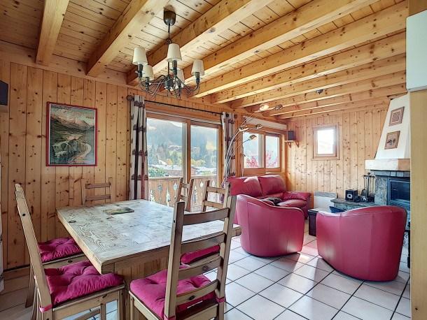 Location vacances Les Gets -  Maison - 8 personnes -  - Photo N° 1