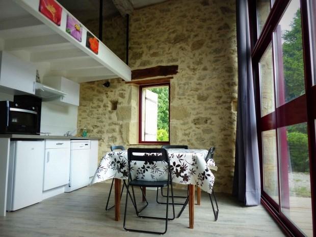 Location vacances Dieulivol -  Gite - 4 personnes - Barbecue - Photo N° 1