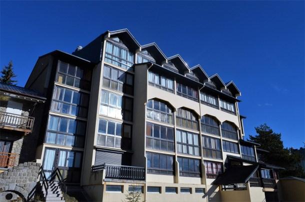 Location vacances Font-Romeu-Odeillo-Via -  Appartement - 7 personnes - Lave-linge - Photo N° 1