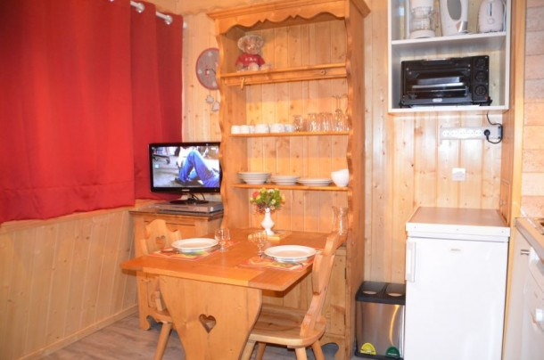 Location vacances Saint-Martin-de-Belleville -  Appartement - 2 personnes - Lecteur DVD - Photo N° 1