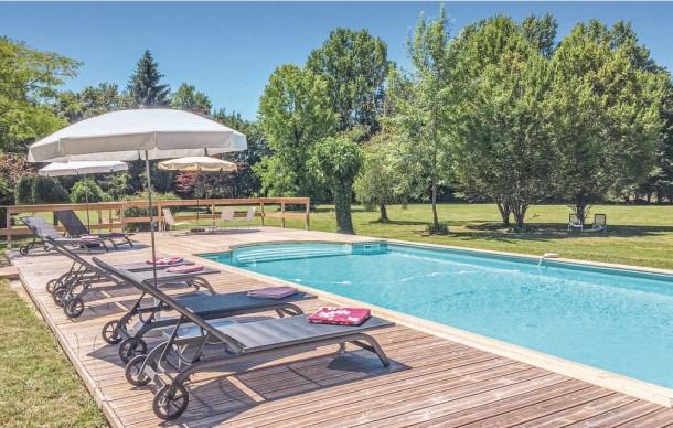 Location vacances Serres-et-Montguyard -  Maison - 12 personnes - Barbecue - Photo N° 1