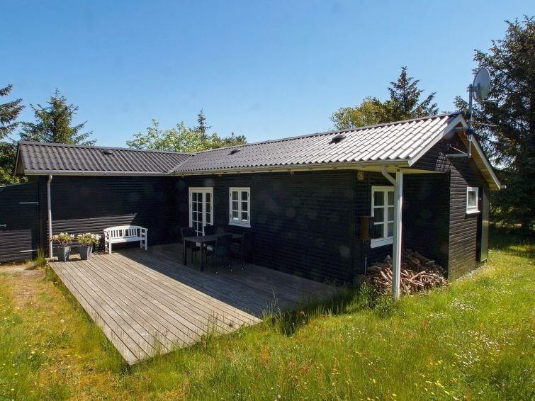 Maison pour 4 personnes à Skjern