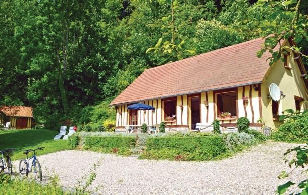 Location vacances Saâne-Saint-Just -  Maison - 5 personnes - Barbecue - Photo N° 1