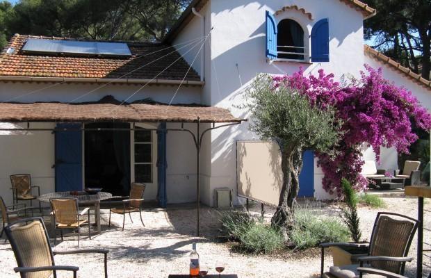Location vacances La Croix-Valmer -  Appartement - 9 personnes - Jardin - Photo N° 1