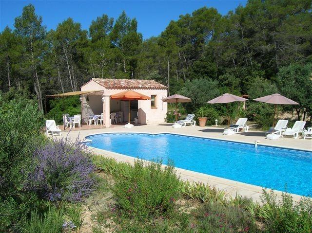 Villa pour 8 pers. avec piscine privée, Lorgues