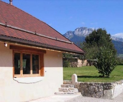 rural lodging with 9 Kms of ANNECY - Les Ollières